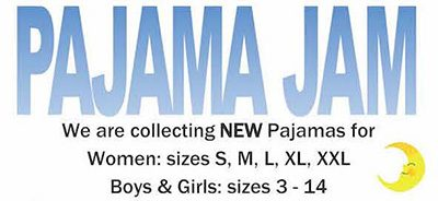C2 is Hosting a PAJAMA JAM in July!
